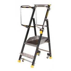 Plate-forme hauteur de travail fixe Stepper