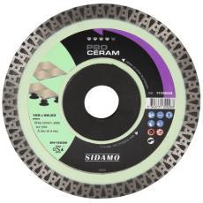 Disque diamant jante continue matériaux de décoration Pro Céram