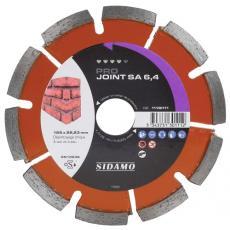 Disque diamant jante segmentée matériaux de construction Pro Joint SA
