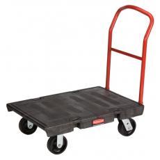 Chariot de manutention à dossier fixe 900 kg