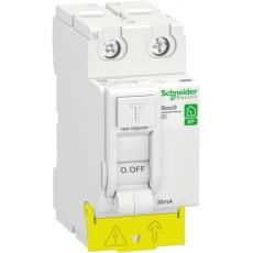 Interrupteur différentiel XP Resi9 embrochable bipolaire
