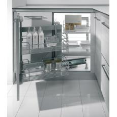Ferrures Dynamic Corner - Standard pour meuble d'angle