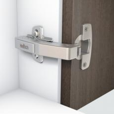 Charnières invisibles 95deg. amortisseur intégré - Sensys 8639i W90