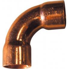 Coude cuivre 90° F/F à souder 90CU