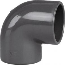Coude PVC pression 90° F/F à coller