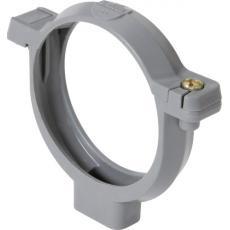 Collier à brides pour tubes PVC
