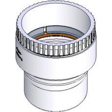 Adaptateur polypropylène