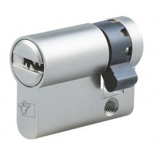 Cylindre simple en laiton nickelé s'entrouvrant sur numéro de variure 315624 Chausey II