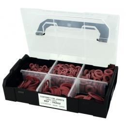 Coffret L-BOXX de 720 joints fibre vulcanisée rouge DGS VS4-ACS CLP Jarnon