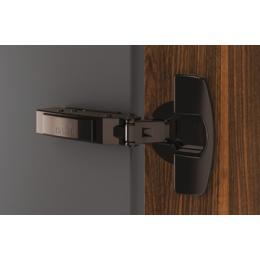 Charnières Sensys amorties Obsidien - 110° - portes fines - 8646i