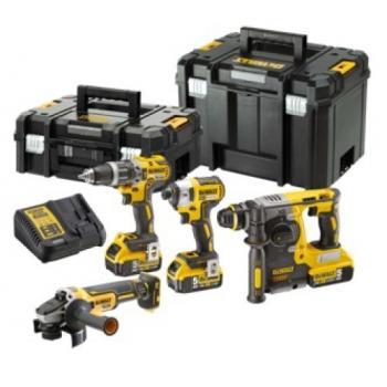 Kit 4 outils XR 18V-5Ah - DCK422P3T-QW