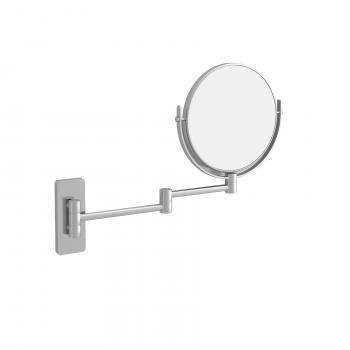 Miroir rond grossissant et pliant Beauty