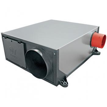 Kit VMC simple flux hygrovariable extra-plat Platt HCS