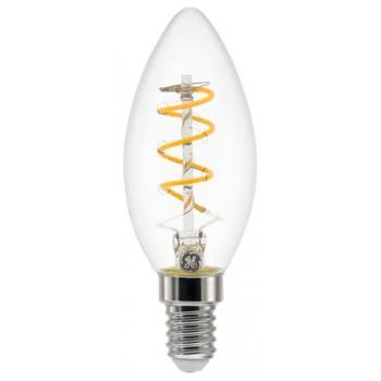 Lampe LED fil Heliax flamme à filament
