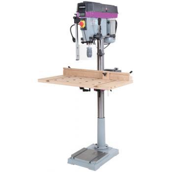 Perceuse à colonne PC23V avec table bois