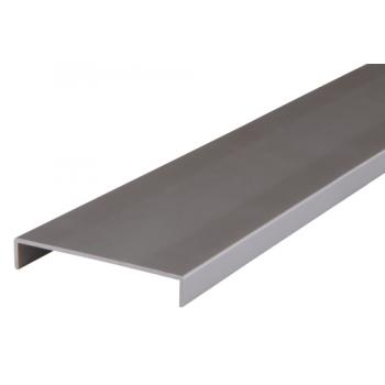 Nez de cloison en aluminium