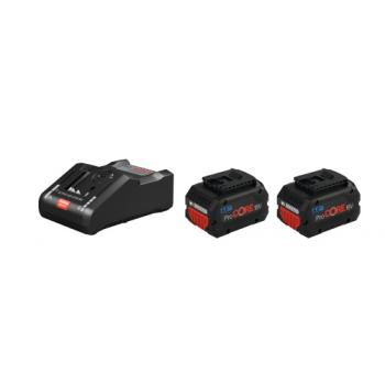 Kit chargeur + batteries Starter-Set ProCORE