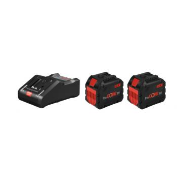 Kit chargeur + batteries Starter-Set 2