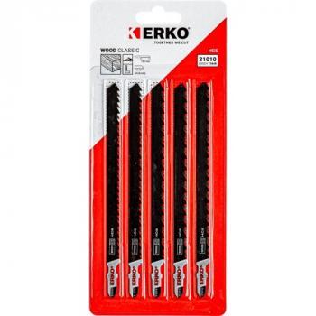 Lames de scies sauteuses bois 100 mm Erko