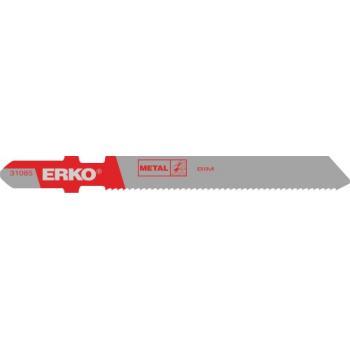Lames de scies sauteuses métaux et inox, 50 mm, Erko