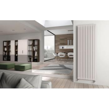Radiateur eau chaude décoratif vertical double Piano 2