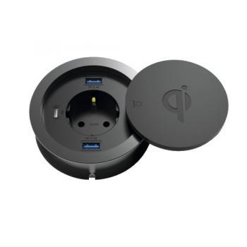 Chargeur multifonction Ø 80 mm FR80