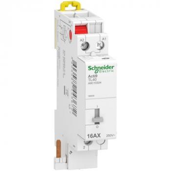 Télérupteur unipolaire 16 A iDT40 TL