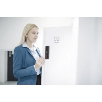 Serrure connectée pour mobilier colllectif ENiQ LoQ
