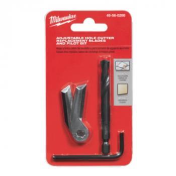 Kit de remplacement pour scie cloche ajustable plaques de plâtre