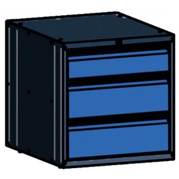 Caisson 3 tiroirs pour établis lourds