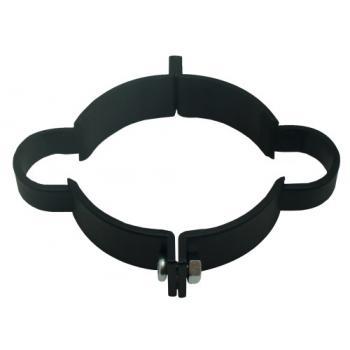 Anneau polyamide pour poteaux tête cylindrique diamètre 100 mm