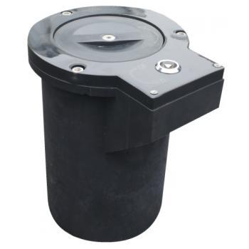 Base à sceller pour poteaux diamètre 100 mm
