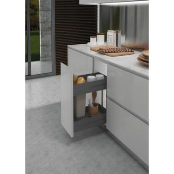 Ferrure pour meuble bas 7105K Ikona - paniers pains-bouteilles