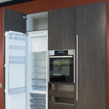 Kit charnière pour meuble de réfrégirateurs Kamat