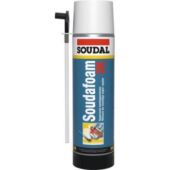 Mousse polyuréthane bi-composante Soudafoam 2K