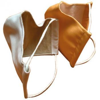Masque barrière lavable et réutilisable anti-projection