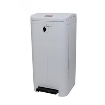 Collecteur de déchets à pédale Step On Best 100 litres
