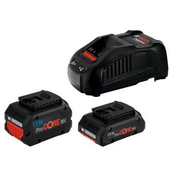 Kit chargeur + batteries ProCORE