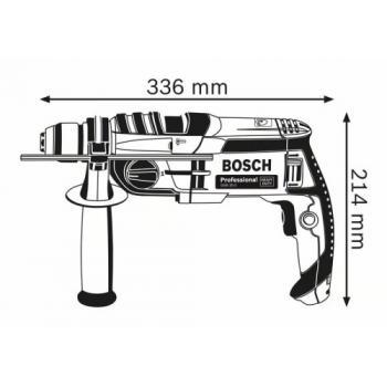 Perceuse électrique à percussion 850 W - GSB 20-2 Professional