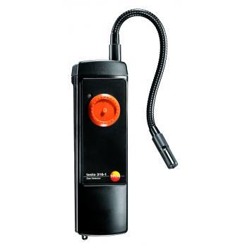 Détecteur de fuites de gaz 316-1