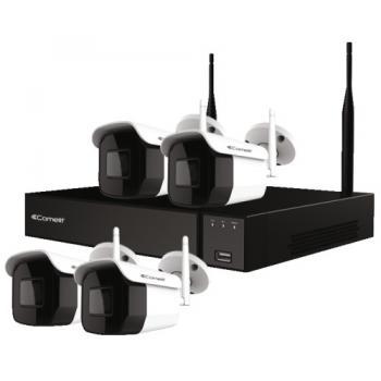 Kit vidéosurveillance Wifi WIKIT004S02NB