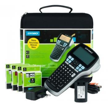 Kit étiqueteuse DYMO® LabelManager 420P