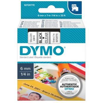Ruban D1 pour étiqueteuses DYMO® LabelManager 160 et 420P