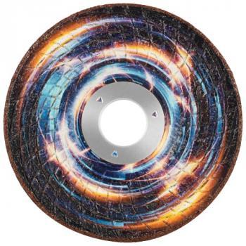Disques à ébarber moyeu déporté Basic Fast Cut pour l'acier/inox