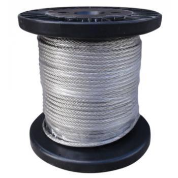 Câble souple en inox 316 pour garde-corps