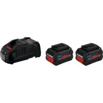 Kit chargeur + batteries Starter-Set ProCORE 18V-5,5Ah