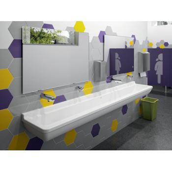 Robinet électronique mural Presto Safe