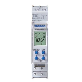 Horloge programmable digitale TR 608 top2 S