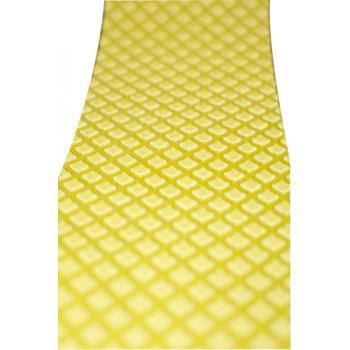 Bande antidérapante jaune gaufrée pour malvoyants