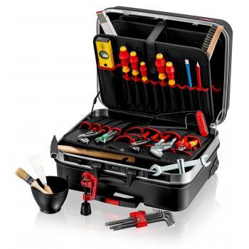 Valise à outils « BIG Basic Move » de plombier avec 31 outils